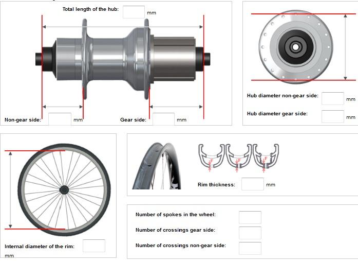 Rayonner les roues : outils et techniques 893105Spokecalculcoteutiliseesapi