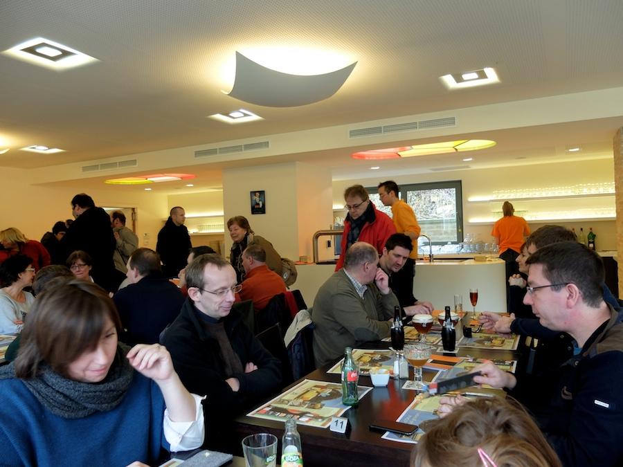 Sortie anniversaire 8 ans du forum à Orval le 07 février : Les photos d'ambiance 893448DSCF0003