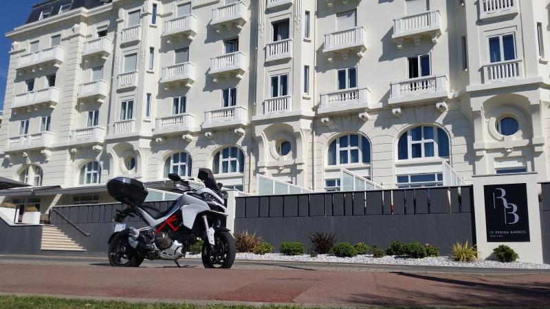 COMPARATIF Bmw S1000XR Vs Ducati MULTISTRADA 1200DVT  89359420150820171550