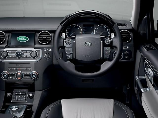 Land Rover célèbre les 25 ans du Discovery avec l'édition spéciale 'XXV' 893986landroverdiscoveryeditionlimitee9