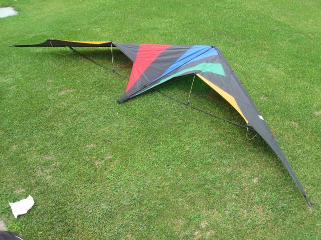 cerf-volant acrobatique 2 lignes de chez HQ  50 euros  894929IMG4976