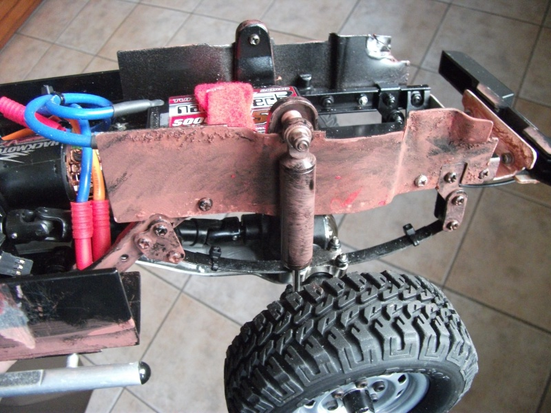 L'Hilux a Lolo57 sur Chassis G-made - Page 5 895914DSCF9830