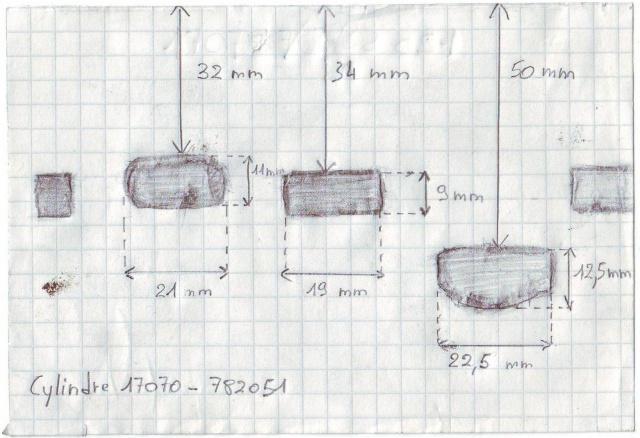 Preparación Cilindro 49cc 89598017070DIA