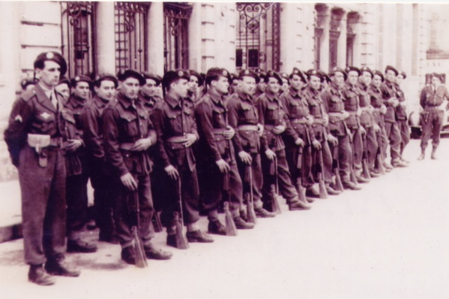 14ème Régiment d' Infanterie Parachutiste de Choc 89619665MONTAUBAN19521erBataillondeChocdu14meRIPC