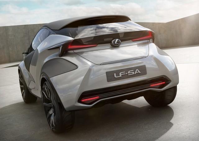 Le Lexus LF-SA Concept Révélé En Première Mondiale 896978LEXUSLFSA02GENEVAMS2015