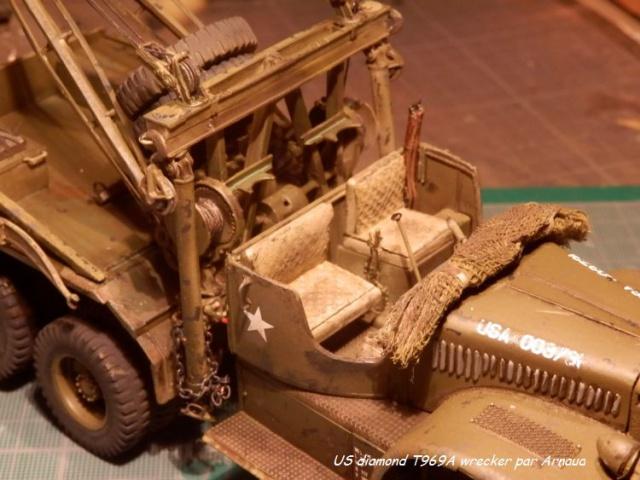 US Diamond T969A wrecker (Mirror Models 1/35) - Page 3 897147P1240069
