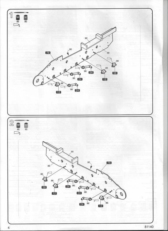 AMX 13 VCI 1/35ème Réf 81140 897188VCI004