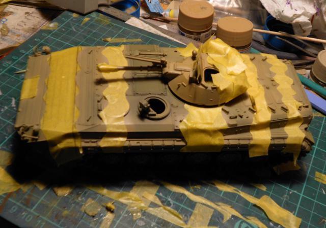 BMP-1 ESCI 1/35e 898145Aot2011070