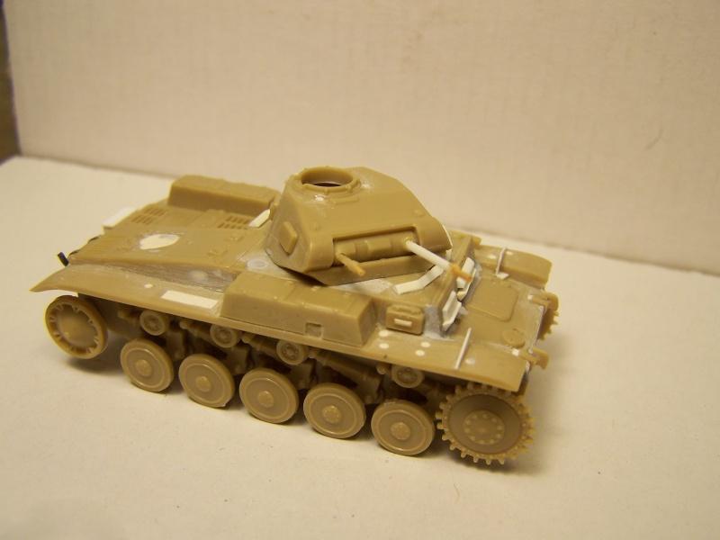 Panzer 2 auf F Africa Korps 1941  (Terminé) 8986321005366