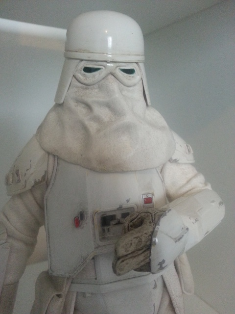 red360 review's : Star Wars Battle Of Hoth: Snowtrooper by Sideshow 89926920130426161535