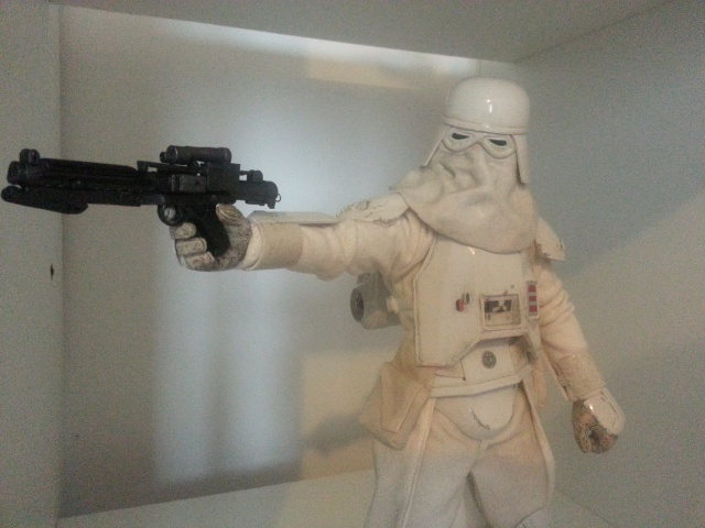 red360 review's : Star Wars Battle Of Hoth: Snowtrooper by Sideshow 90015520130426163913