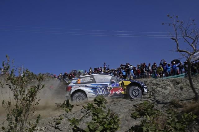 Rallye du Mexique : Jari-Matti Latvala domine la journée de samedi 901039hd012016wrc03bk12343