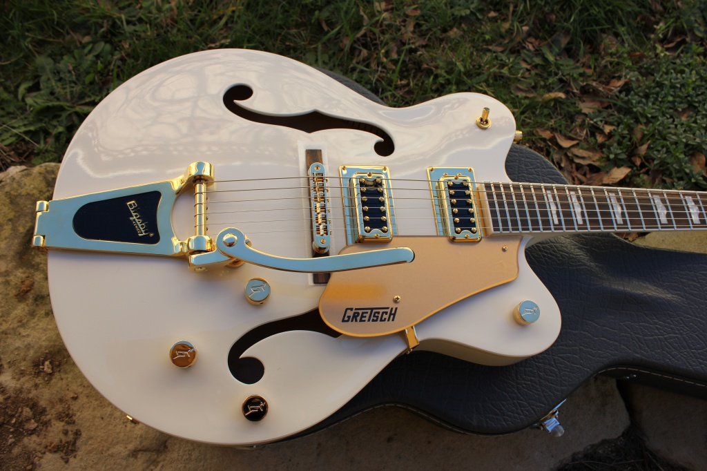 Ma nouvelle Gretsch G5422TDCG Electromatic SCW 901757IMG5485