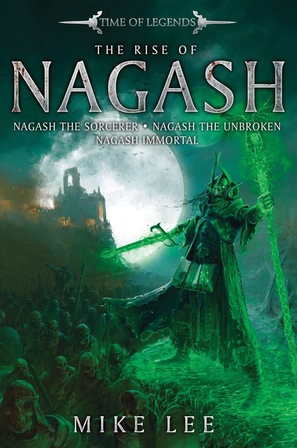 The Rise of Nagash de Mike Lee (Omnibus) 902608RiseofNagashOmni