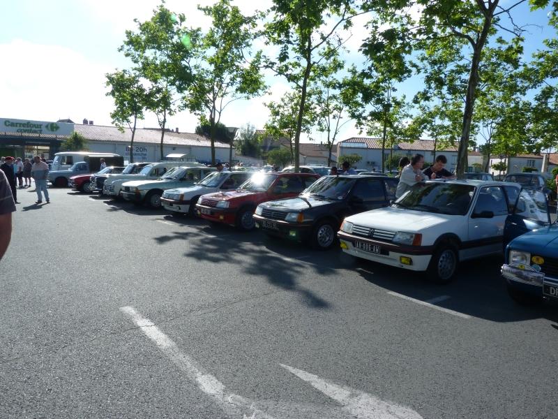 26 Juin - 29 ème Rallye de l'Amicale Rétro Peugeot Atlantique (ARPA) 90343720160626RallyePM15