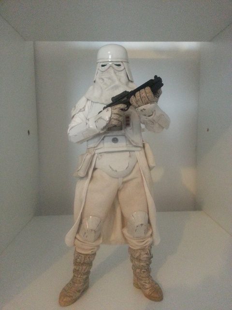 red360 review's : Star Wars Battle Of Hoth: Snowtrooper by Sideshow 90374620130426163140