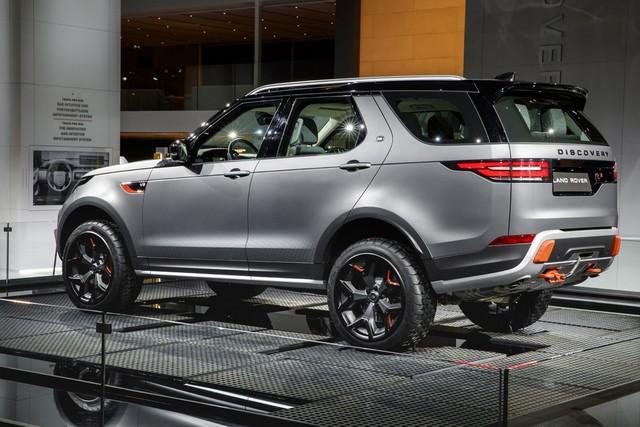 Nouveau Discovery SVX : Land Rover dévoile son champion tout-terrain au Salon de Francfort 904079jlrfrankfurt2017030