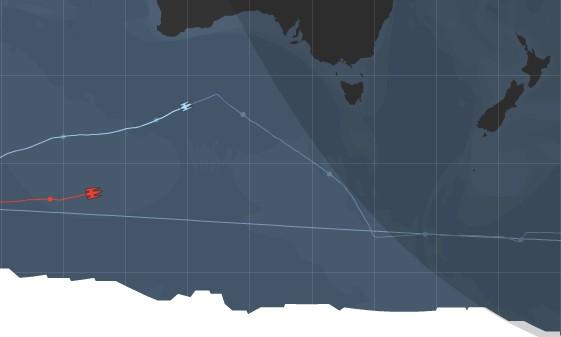 Infrarouge - Francis Joyon autour  du monde ........en équipage - Page 3 904145ScreenHunter981Dec101139