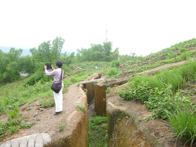 Tourisme historique à Dien Bien Phu 905509P1030737