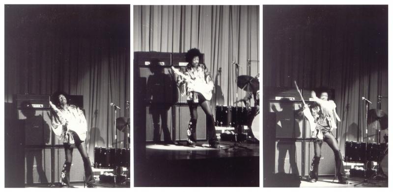 Gothenburg (Lorensbergs Cirkus) : 8 janvier 1969 [Second concert] 905518Image225