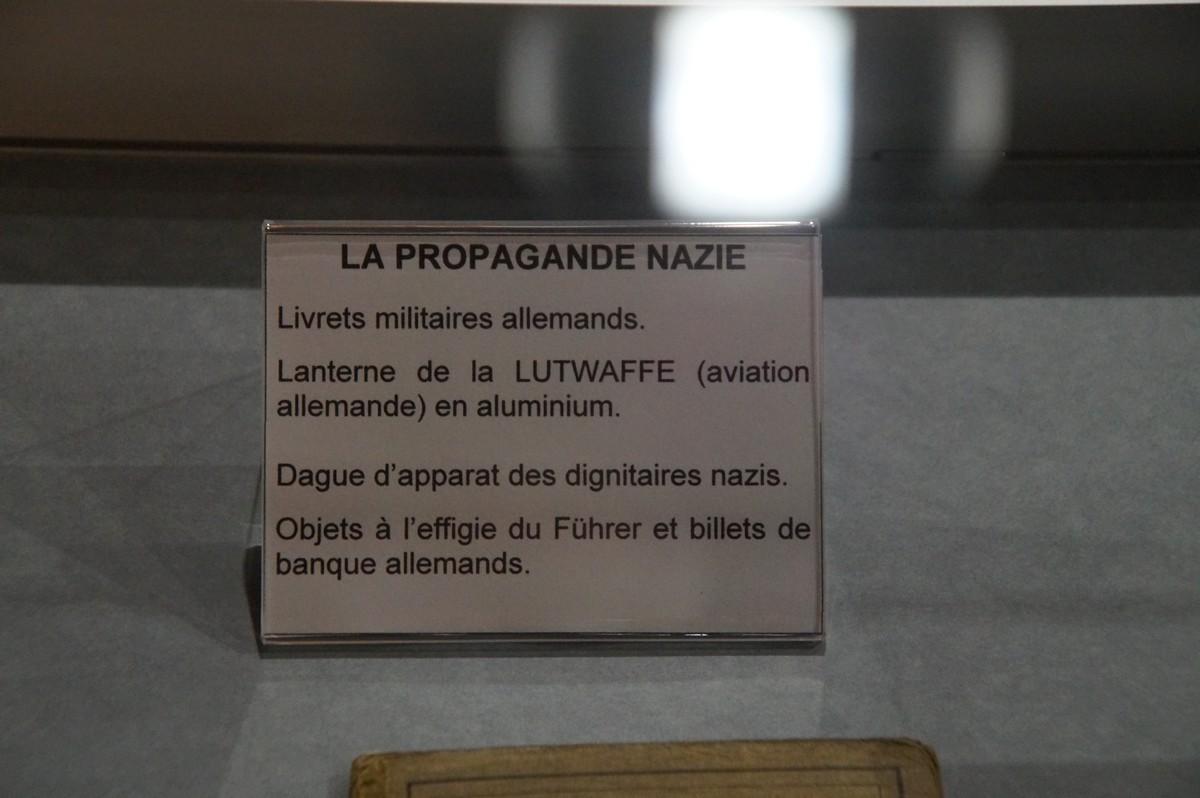 [ Histoire et histoires ] Musée de la résistance et du combattant à Montauban 905634DSC07516