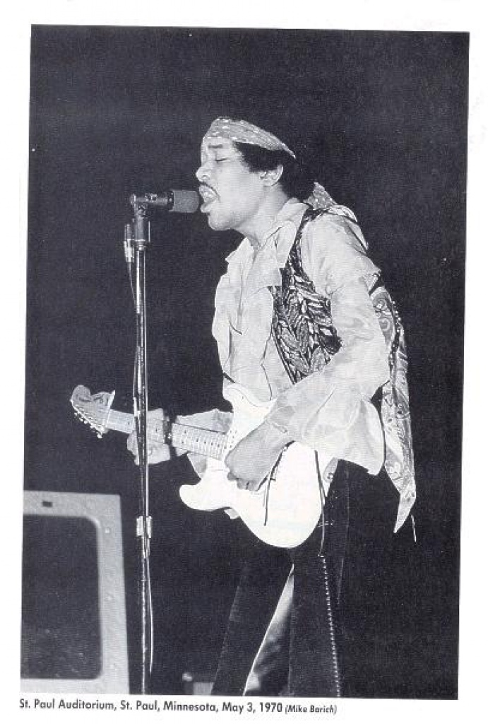 St Paul (St Paul's Civic Center) : 3 mai 1970   90580219700503StPaul12