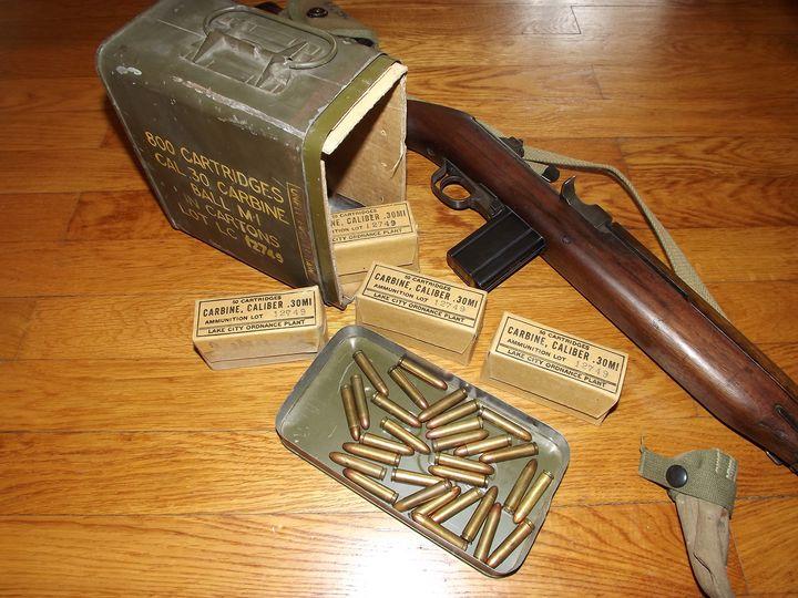 caisse étanche - 30m1 carabine 90657230m1