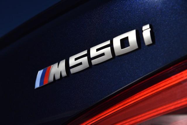 La nouvelle BMW M550i xDrive 906671P90244775highResthenewbmwm550ixd