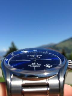 Retour de Suisse avec une montre -> Certina 906721IMG2396