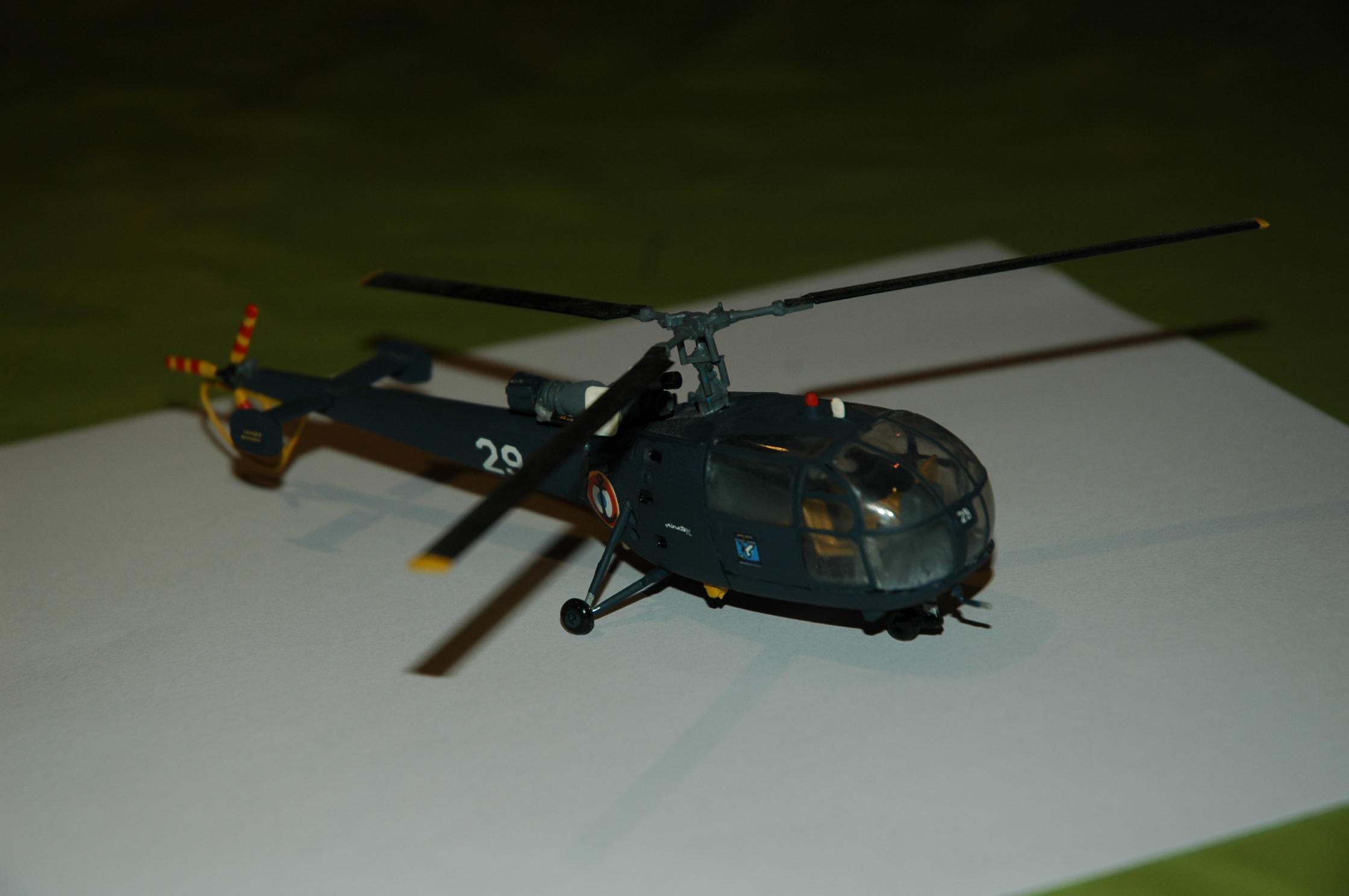Alouette III Marine - Heller 1/72 907408DSC0018