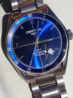 Retour de Suisse avec une montre -> Certina 907674IMG2400