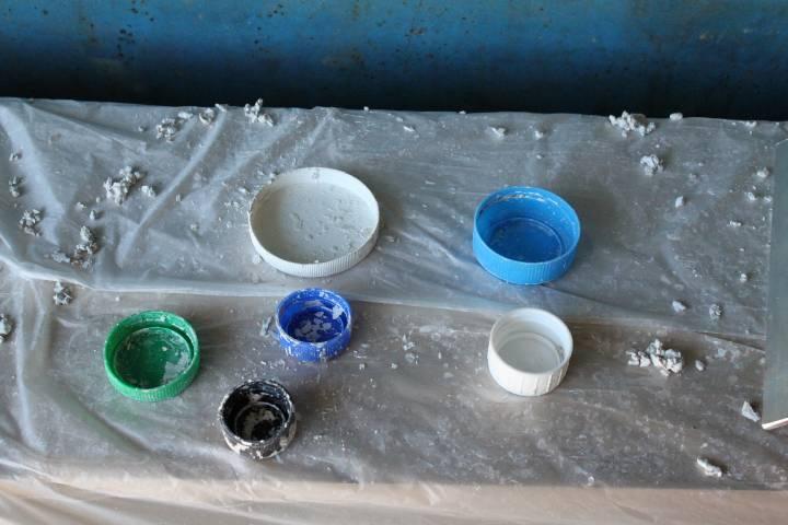 réalisation de pierres artificielle pour récifale 908324PXR_IMG_0021