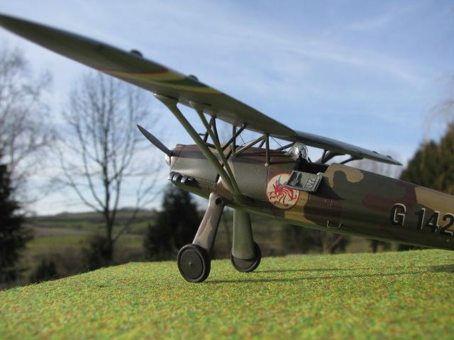 FW-56 Stösser Historic Plastic Models 1/48 908406IMG4457