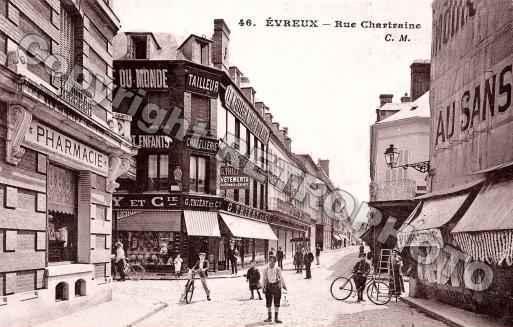 Evreux (Cinéma Novelty) : 13 octobre 1966 908687photoscarteevreuxeurePH011823H