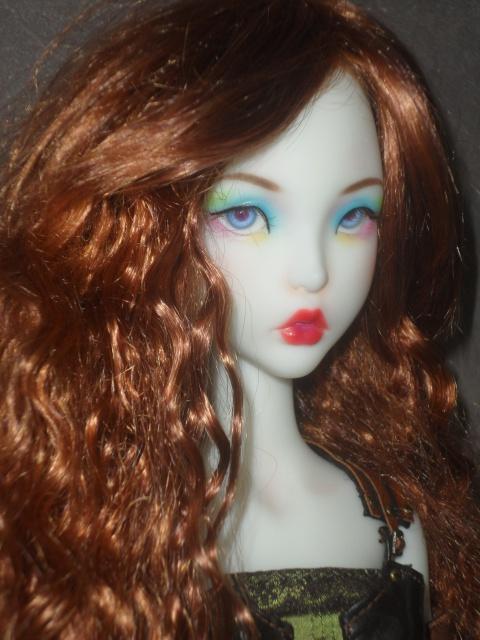 Mon Ellana  Lillycat Cerisedolls en white skin 909318SAM2759