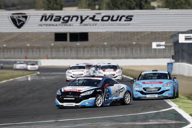 RCZ Racing Cup : Un Premirt Succès Pour David Pouget ! 90939355e2d73e41154