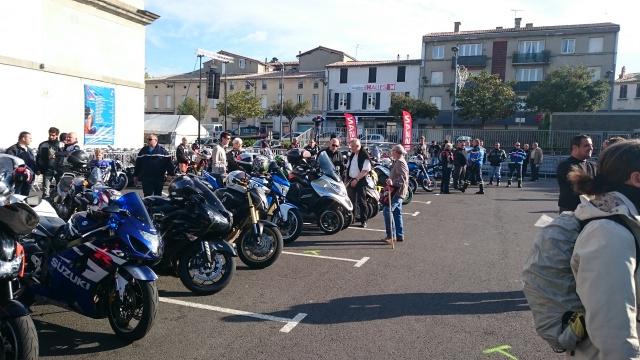 CR & Photos & Vidéo : TSO 03/05/15 La Gendarmerie en Balade et Spectacle à Castelnaudary  910432Cast03
