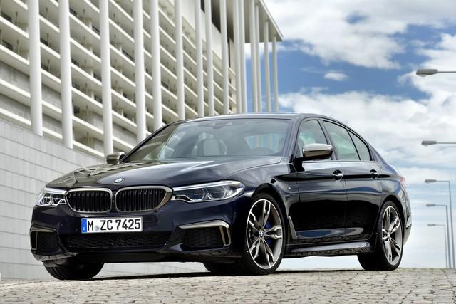 La nouvelle BMW M550i xDrive 910511P90244778highResthenewbmwm550ixd