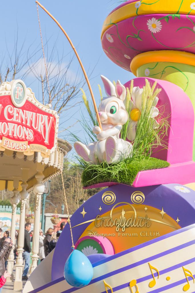 Festival du Printemps du 1er mars au 31 mai 2015 - Disneyland Park  - Page 10 912005dfc18
