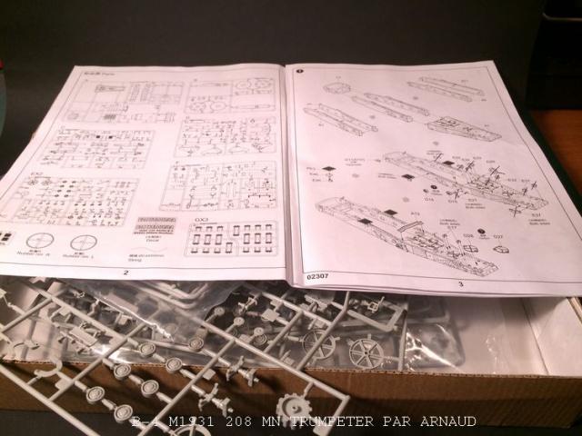 un B-4 M1931 203 mn (le marteau de Staline trumpeter 1/35 912552shridanetplamier011