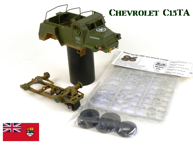 CHEVROLET C15TA - Normandie 44 - IBG 1/35 912868P1040548