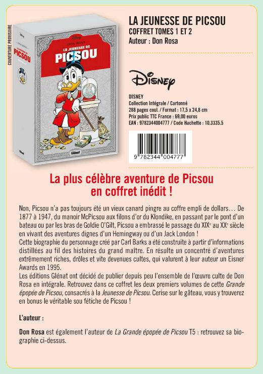 """Coffret collector """"La jeunesse de Picsou"""" 913009Sanstitre1"""