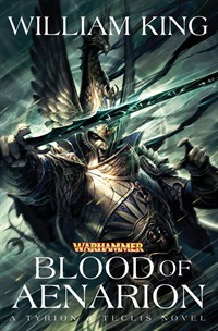Programme des publications The Black Library 2011 / 2012 / 2013 - UK 913490BloodofAenarion
