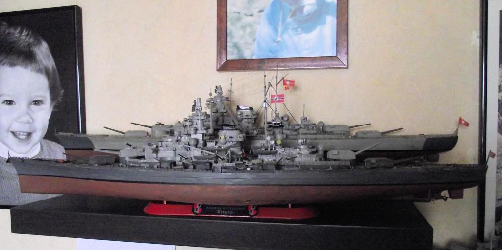 Tirpitz Revell au 1/350° 913499TipitzRevell1x3503
