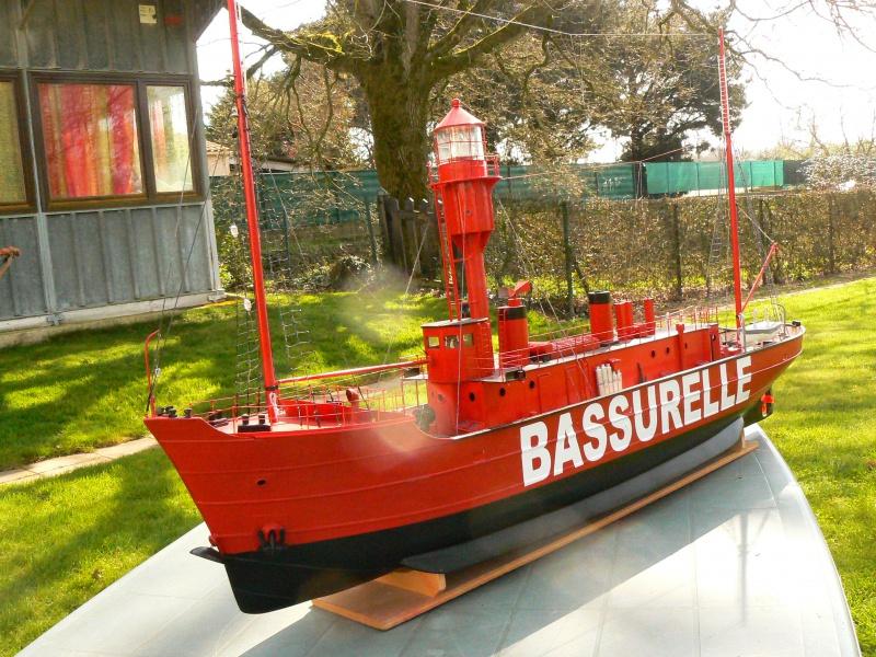 Bateau feu Bassurelle (sister schip Sandettiè)  913607P1210131