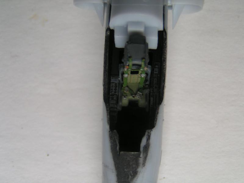 Montage Mirage F1 CT ou CR Heller avec photodécoupe TAMM68 914041PICT0018