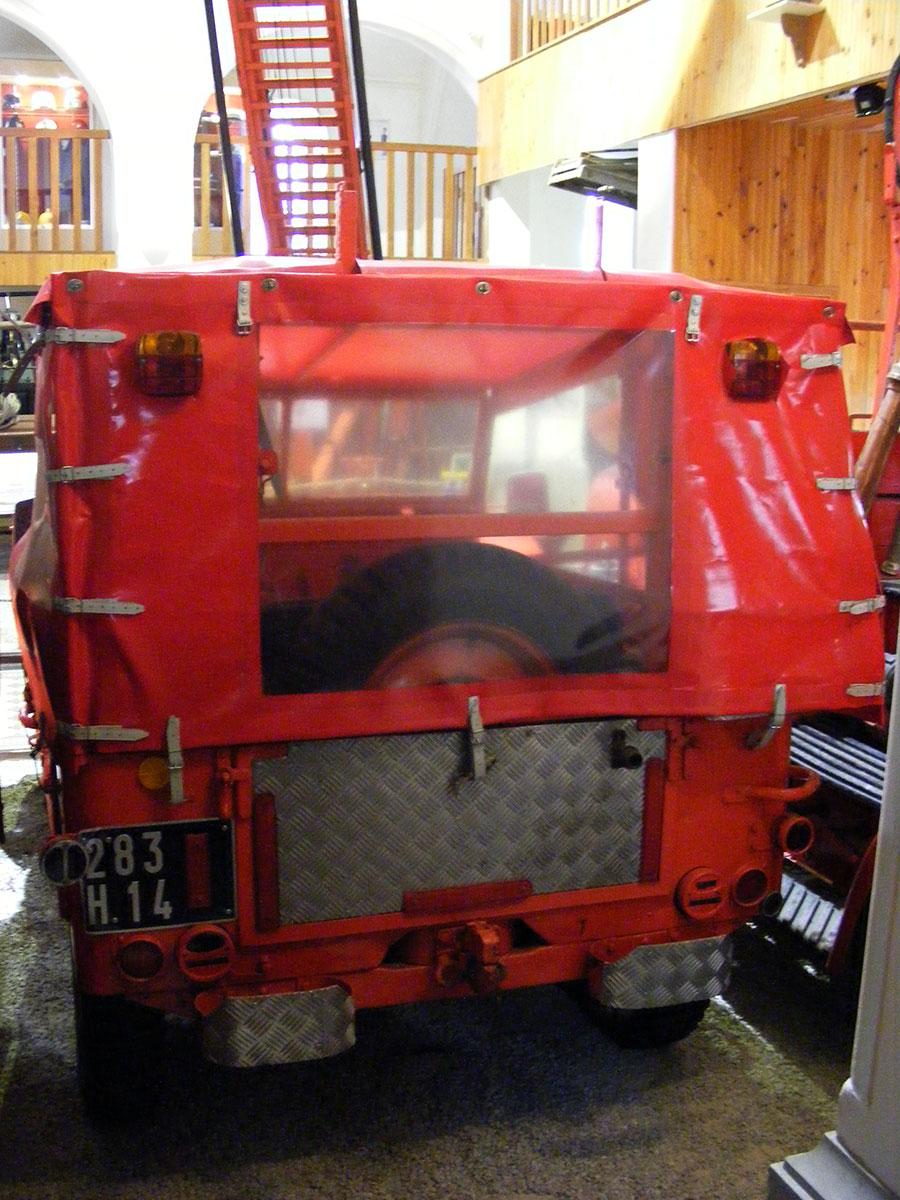 Musée des Pompiers de Bagnoles de l'Orne (Calvados) [fermé] 914841DSCF1730z9
