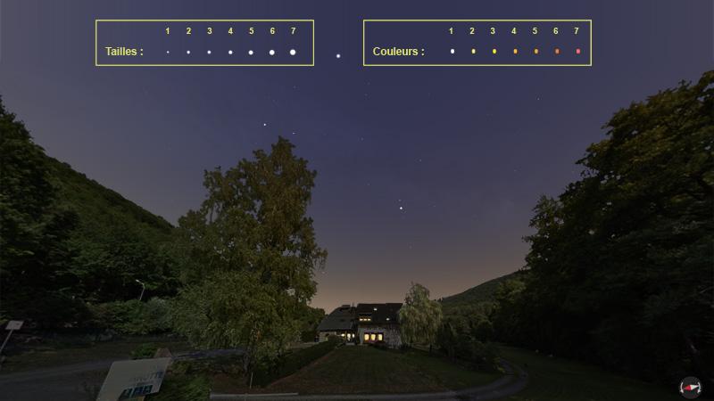 1976: le 20/07 à 21H30 22H -sphère lumineuse - Lieu dit Fackenthal (67)  - Page 3 9154372cFischhutteStreetViewIIStellariumPalettes800