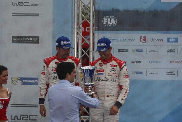 WRC Rallye de Grèce 2013 : (Jour-3) Victoire Jari-Matti Latvala 9158692013rallyedeGrceCarlosdelBarrioDaniSordo