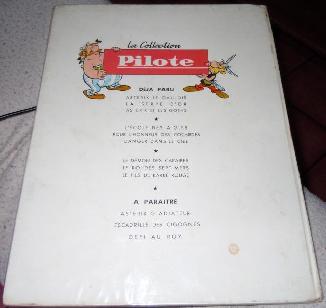 BD Pilote Astérix et les Goths 91641647b